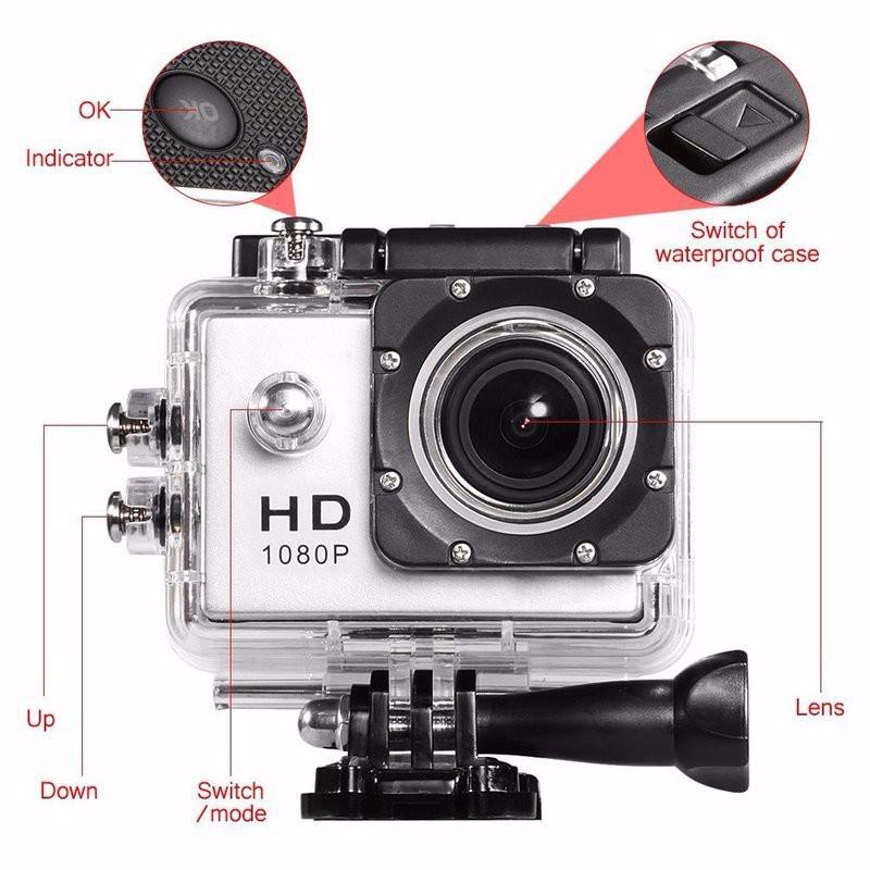 Camera hành trình G30 full HD 1080P