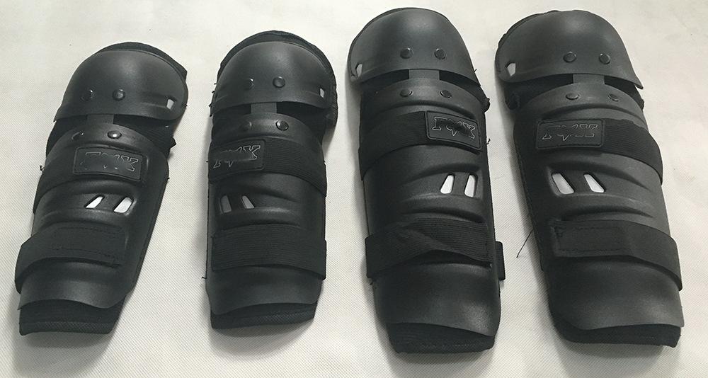 Bộ giáp 4 món bảo vệ chân tây khi đi phượt