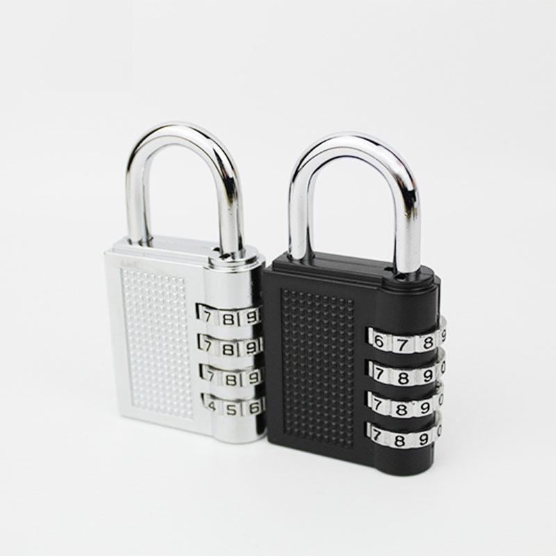Ổ khóa mật mã 4 số bằng inox