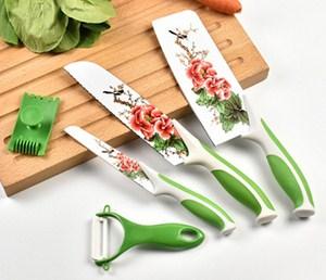 Bộ dao nhà bếp 5 món không gỉ