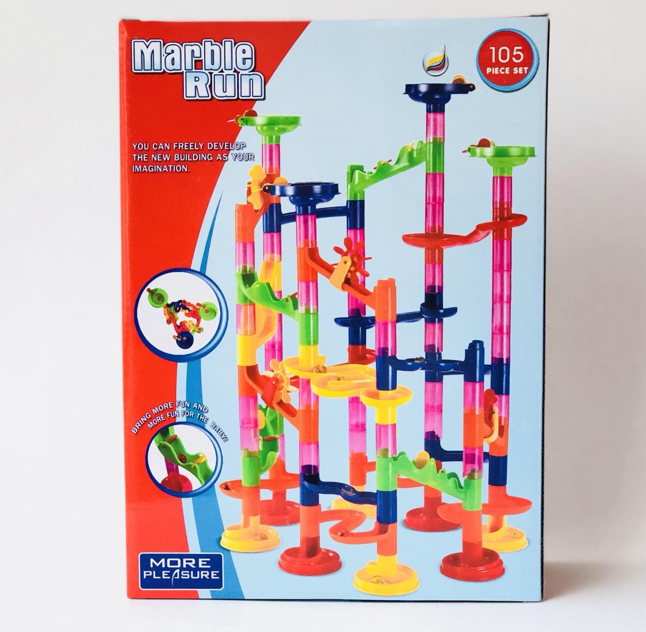 Bộ đồ chơi lắp ráp Marble run