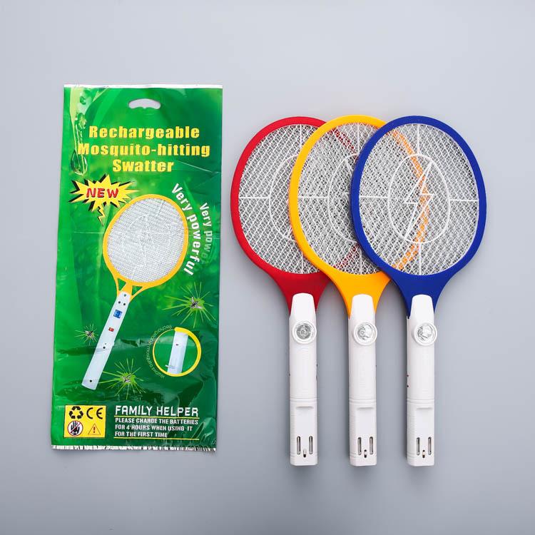 Vợt bắt muỗi xạc điện có đèn LED
