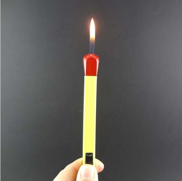 Bật lửa hình que diêm