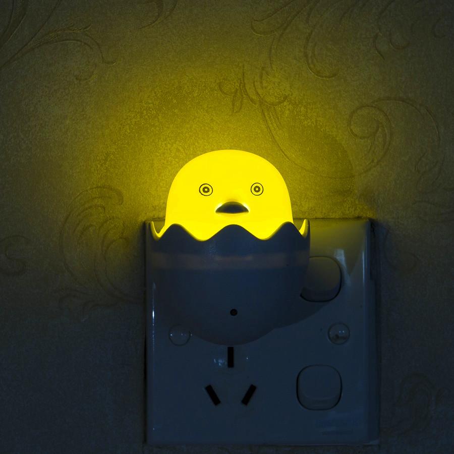 Đèn ngủ hình gà