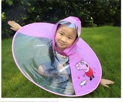 Áo mưa con vịt cho bé