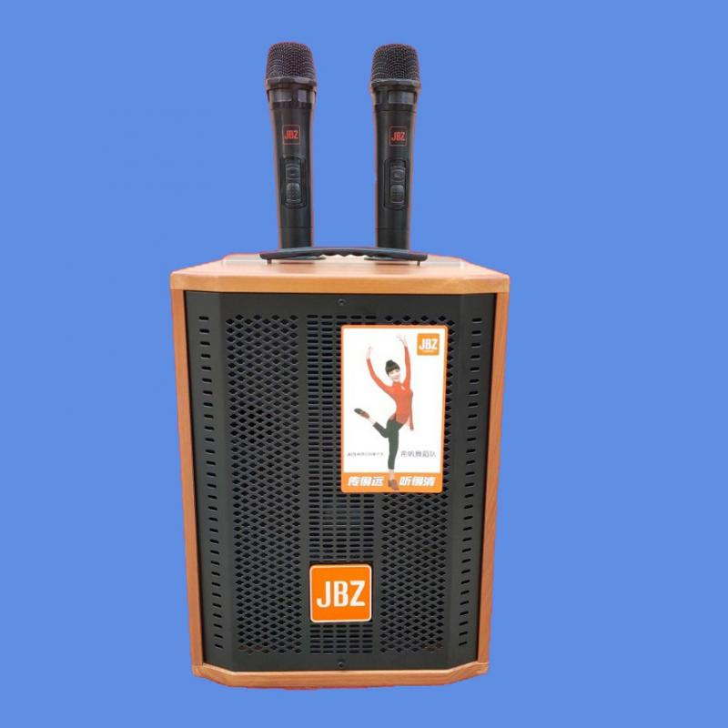 Loa kéo JBZ J6 2 micro bass 1,6 tấc